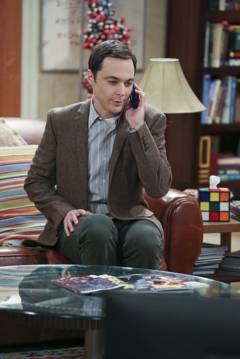 """The Big Bang Theory"" The Spock Resonance Technical Specifications"