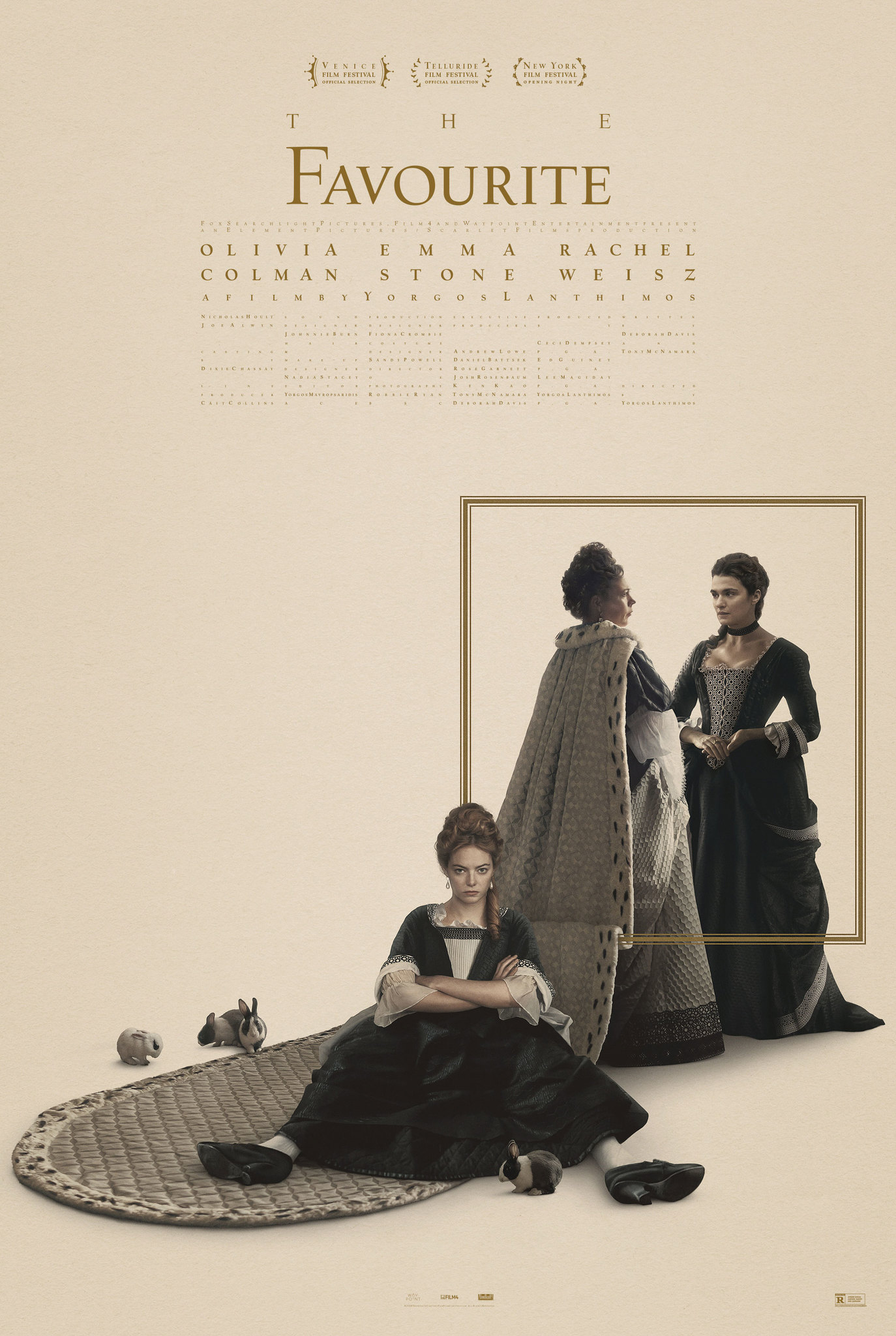The Favourite | ShotOnWhat?