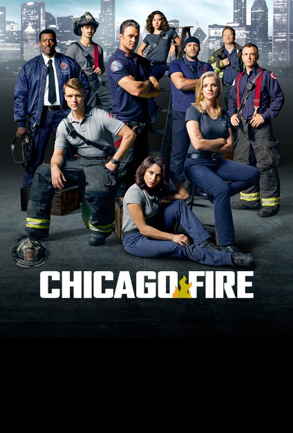 """Chicago Fire"" I Walk Away 