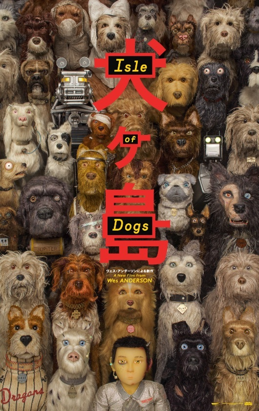 Isle of Dogs (2018)  Technical Specifications