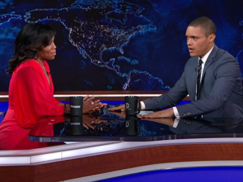 """The Daily Show"" Regina King"