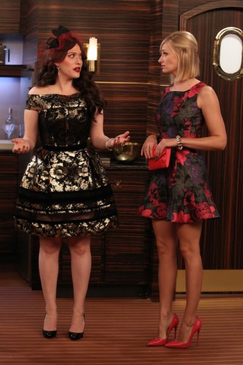 """2 Broke Girls"" And the Maybe Baby Technical Specifications"