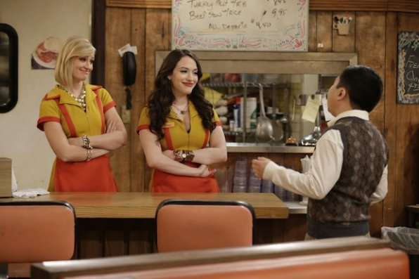 """2 Broke Girls"" And the Not Regular Down There Technical Specifications"