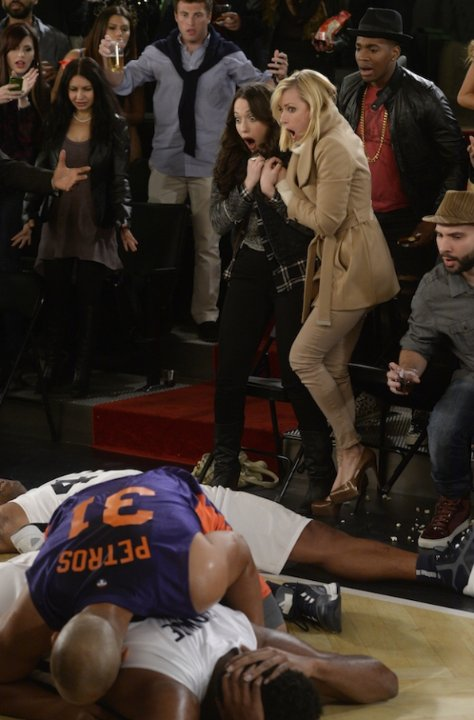 """2 Broke Girls"" And the Basketball Jones Technical Specifications"