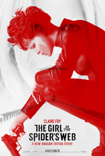 The Girl in the Spider's Web Technical Specifications
