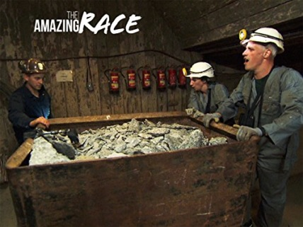 """The Amazing Race"" Krakow, I'm Gonna Get You Technical Specifications"