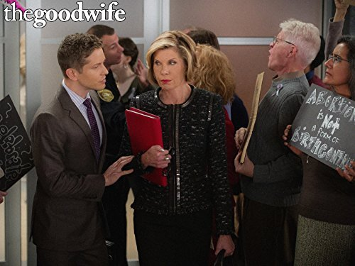"""The Good Wife"" Restraint 