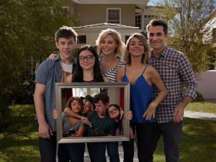 """Modern Family"" Clean for a Day Technical Specifications"
