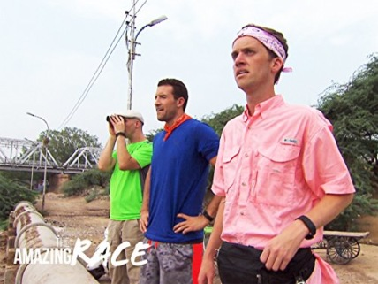 """The Amazing Race"" It's Always the Quiet Ones Technical Specifications"
