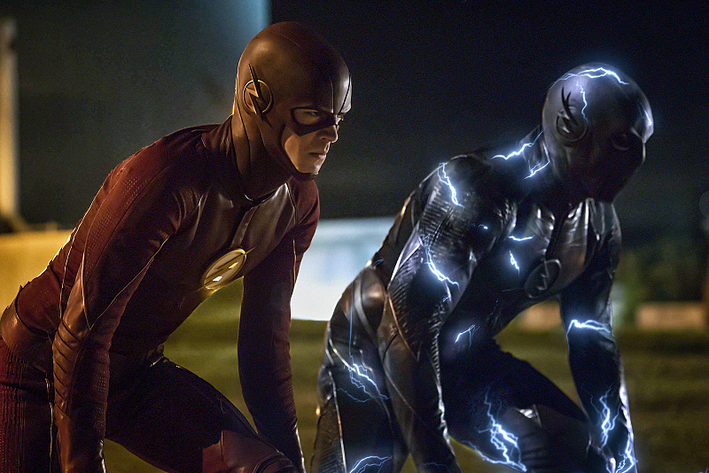 """The Flash"" The Race of His Life 