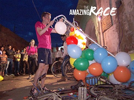 """The Amazing Race"" Bring the Fun, Baby! Technical Specifications"