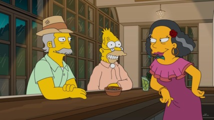 """The Simpsons"" Havana Wild Weekend Technical Specifications"