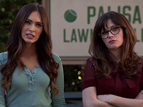 """New Girl"" Goosebumps Walkaway Technical Specifications"