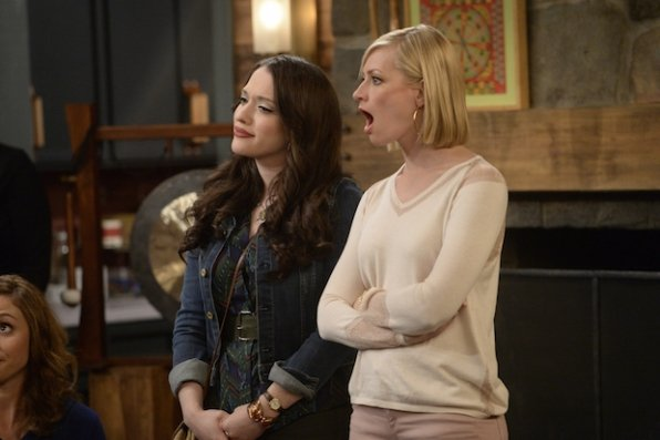 """2 Broke Girls"" And the No New Friends Technical Specifications"