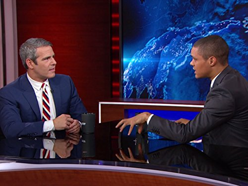 """The Daily Show"" Andy Cohen"