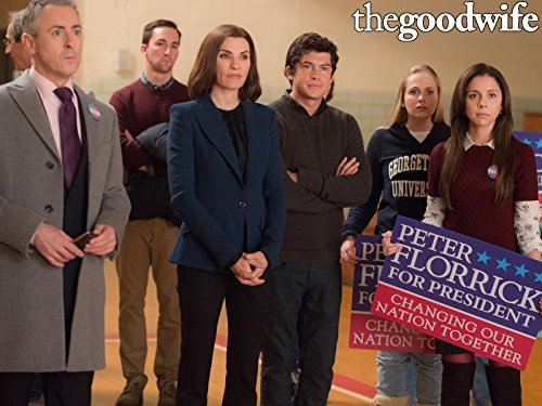 """The Good Wife"" Iowa Technical Specifications"