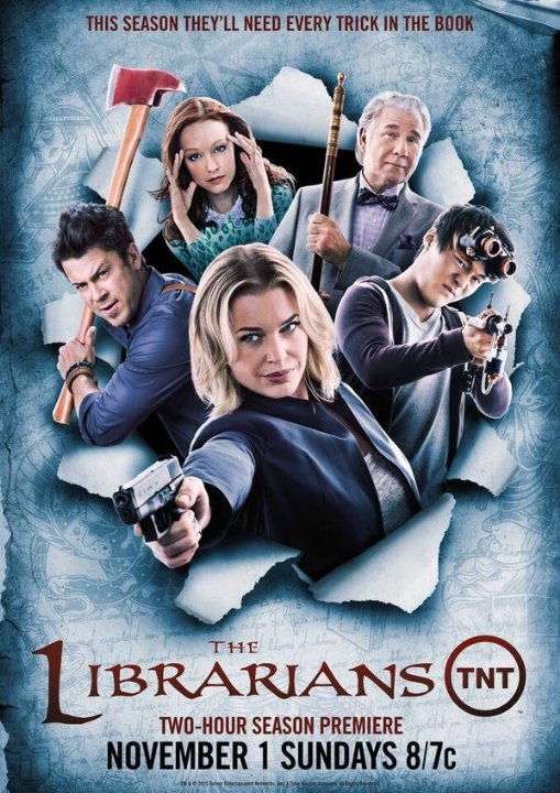 """The Librarians"" Episode #3.1 