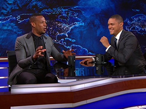 """The Daily Show"" Marlon Wayans"