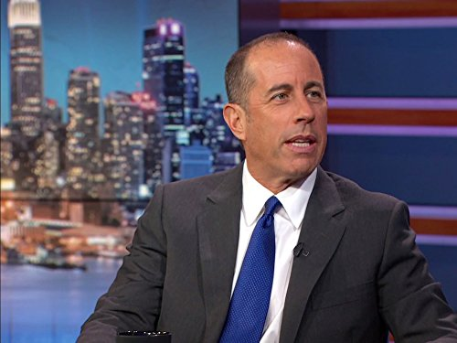 """The Daily Show"" Jerry Seinfeld"