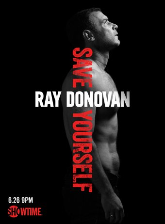"""Ray Donovan"" Fish and Bird 