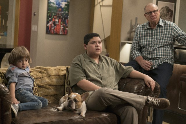 """Modern Family"" Man Shouldn't Lie Technical Specifications"