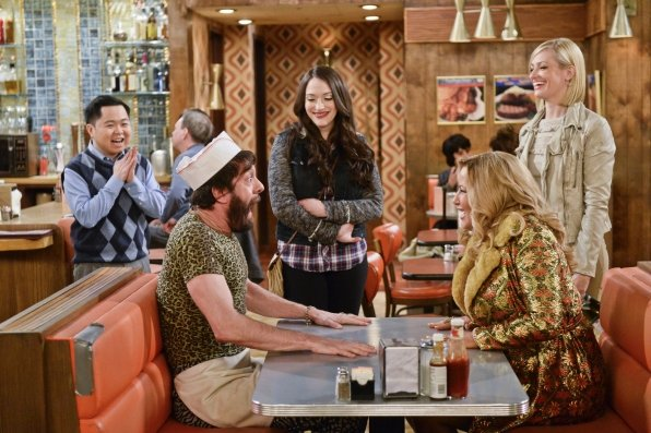 """2 Broke Girls"" And the Pity Party Bus 