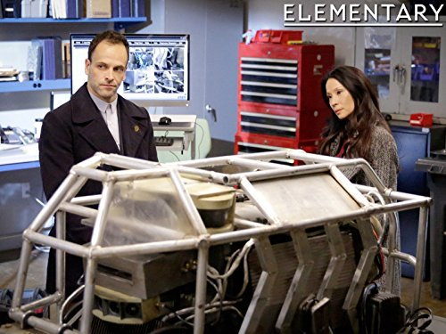 """Elementary"" Hounded Technical Specifications"