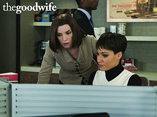 """The Good Wife"" Monday 