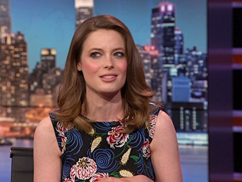 """The Daily Show"" Gillian Jacobs"