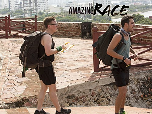 """The Amazing Race"" Bros Being Jocks"