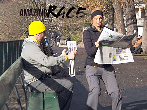 """The Amazing Race"" Get It Trending"