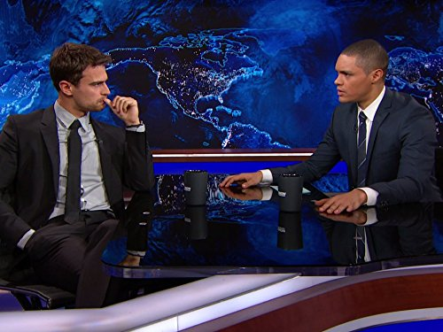 """The Daily Show"" Theo James"