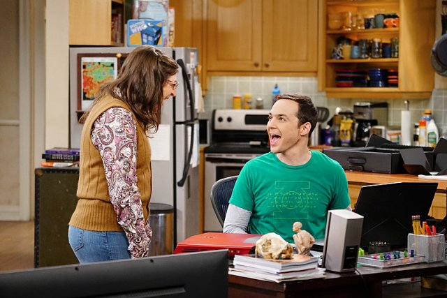 """The Big Bang Theory"" The Solder Excursion Diversion Technical Specifications"