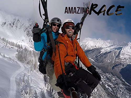 """The Amazing Race"" We're Only Doing Freaky Stuff Today"