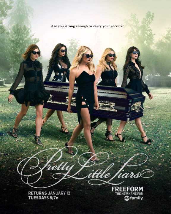 """Pretty Little Liars"" Along Comes Mary 