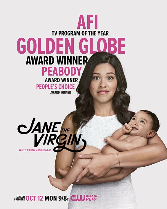 """Jane the Virgin"" Episode #3.1 Technical Specifications"