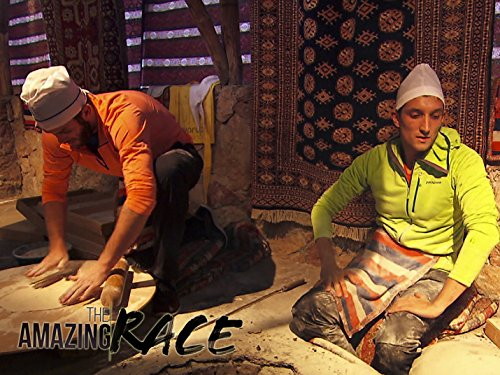 """The Amazing Race"" Let the Good Times Roll"