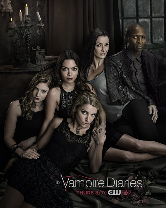 """The Vampire Diaries"" Requiem for a Dream 
