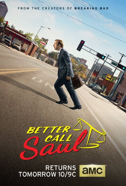 """Better Call Saul"" Episode #3.1 Technical Specifications"