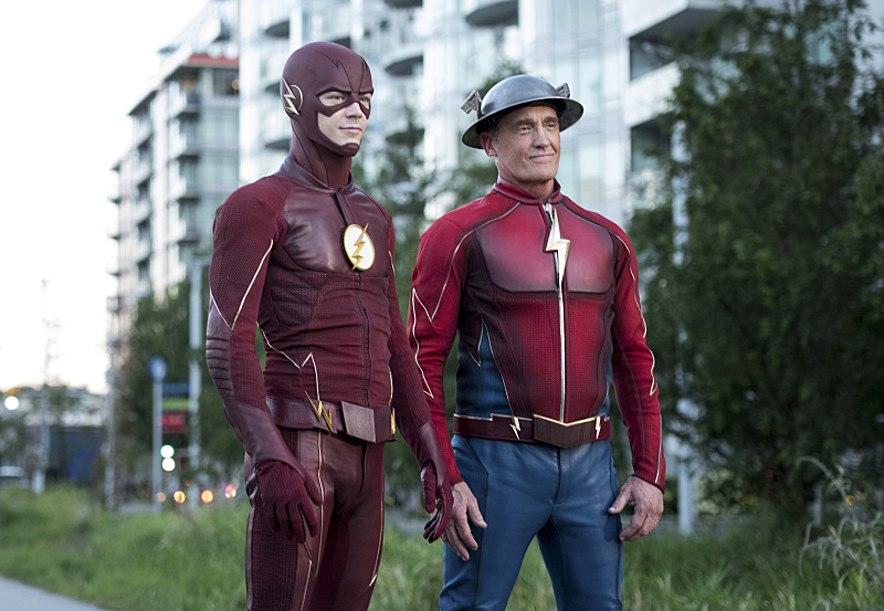 """The Flash"" Paradox 