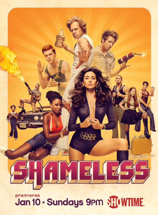 """Shameless"" Episode #7.3 Technical Specifications"
