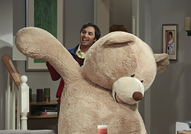 """The Big Bang Theory"" The Big Bear Precipitation Technical Specifications"