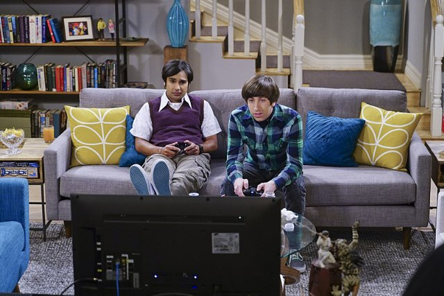 """The Big Bang Theory"" The Viewing Party Combustion Technical Specifications"