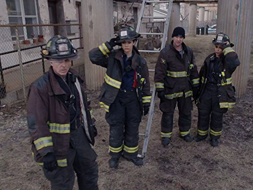 """Chicago Fire"" I Will Be Walking 