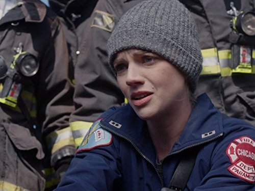 """Chicago Fire"" Superhero Technical Specifications"