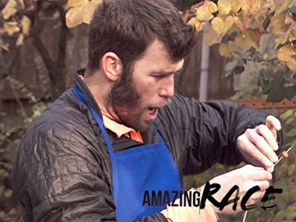 """The Amazing Race"" Welcome to Bloody Fingers 101 Technical Specifications"