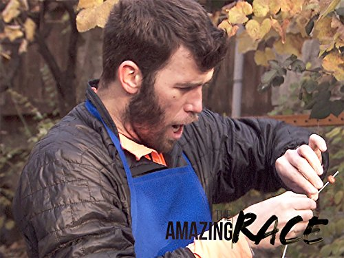 """The Amazing Race"" Welcome to Bloody Fingers 101"