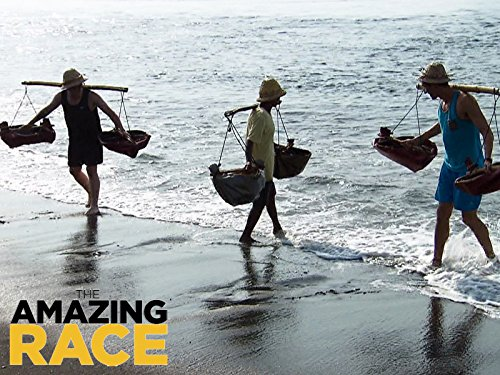 """The Amazing Race"" Salt That Sand!"