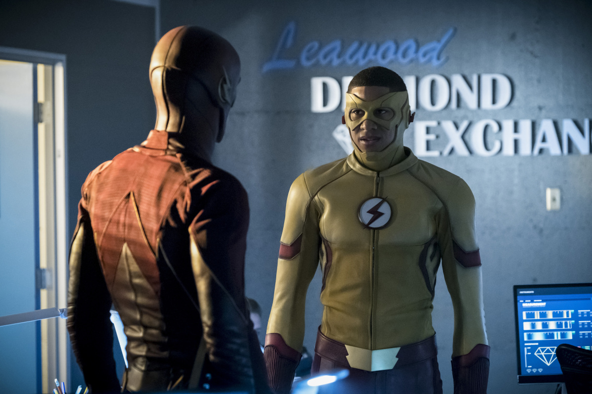 """The Flash"" Borrowing Problems from the Future 