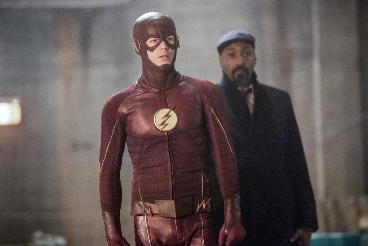 """The Flash"" I Know Who You Are 